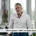 Videobotschaft Torsten Toeller zum 1.500 Markt der Fressnapf-Gruppe