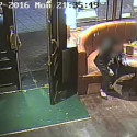 CCTV footage: Assault in Newham pub