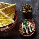 Förrätter på Tehran Grill