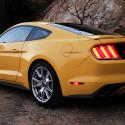 Exteriörbilder på Ford Mustang GT