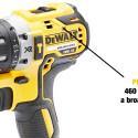 DEWALT 18V XR Brushless Drill Driver DCD796