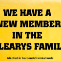 New member in the O'Learys Family - Backyard Home Run A.P.A. by O'Learys