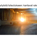 Swecon monimuotoinen suunnittelutyö sai tunnustusta Tapiolan keskuspysäköinti -hankkeessa