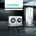 Sjekk inn hjemme, når du er borte. Styr de nye Siemens-hvitevarene dine med Home Connect-appen.