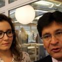Dr. Rohel Sánchez Sánchez, rektor vid Universidad Nacional San Augustin (UNSA), Arequipa i Peru.