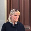 Årets byggnadsvårdare 2017 i kategorin 'Vårda' - Christina Lillieborg