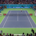 Play of the day Dimitrov vs Fognini