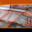 Nieuwe tegelzaagmachine van Norton Clipper voor extra grote tegels