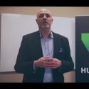 CEO Markus Närenbäck informerar om Human IT