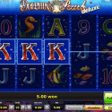Dolphin's Pearl slot from novomatic games