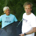 FreeWave TeXtreme windsurfing board