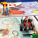 Expectrum och First Lego League hosten 2015