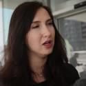 """Aida Hadzialic: """"Transportbranschen är en basnäring som får Sverige att gå runt"""""""