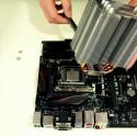 Inet Datorskola: Montera en processorkylare
