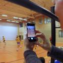 Morrongänget överraskade med Svenska handbollslandslaget