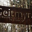 Om Geitmyra