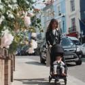 Ergobaby trotsar gränserna och ger ergonomisk komfort till en ultrakompakt barnvagn!