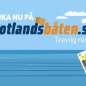 Gotlandsbåtens reklamfilm våren 2016