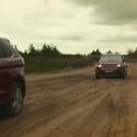 Ford Edge pressetur