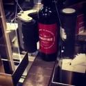 Nystart i vineriet - ny etikett och ny blend men samma goda vin