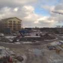 Full fart på Nordanby Äng när Mimer bygger 240 lägenheter