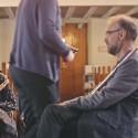 "Tuultenpesä–Vindarnas möte ""Our first rehearsal"" (trailer)"