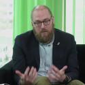 Marcus Hartmann från Teracoms samtal om säker kommunikation