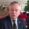 Göran Arrius berättar om sin föreläsning på Pensionsdagen 5 oktober 2017