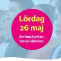 Barnkördag den 26 maj med artisten Perla Bjurenstedt