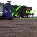 Installation av XtraGrass-hybridgräs