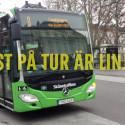 Linje 8 goes superbuss!