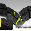 Goodyear UltraGrip Performance SUV - SUV optimized sipe and block arrangements