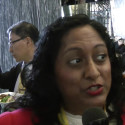 Lunch time interviews with delegates and speakers - Ms. Martin, Save the children