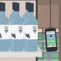 Beneli's smarta etiketter med NFC-teknik