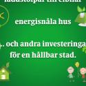 Vet ni? Malmö släpper gröna obligationer!