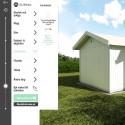 JABO Studio ditt digitala verktyg då du planerar förrådet, friggeboden eller attefallshuset