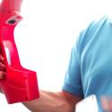 Vileda WindoMatic ikkunaimuri kuivaa ja viimeistelee raidattomasti