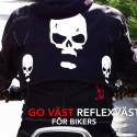 GoVäst - Snygg reflexväst till Bikers