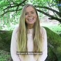 Sandra Bergqvist videobloggar i sommar
