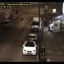 CCTV footage of robbery