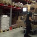 Se PostNords vagnlösning för orderplock