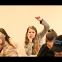 Almåsskolan presenterar Touchbänken