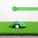 Tänk grönt när du tänker trädgård.