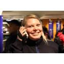 Pris till förbättrad service och drift i tunnelbanan med handdator