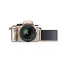 Filma i HD-upplösning med Panasonics nya systemkamera