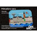 Vill du hitta en present till en vän, släkting som representerar Örebro, Uppsala, Sigtuna, Torekov?