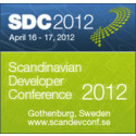 Scandinavian Developer Conference -  Goteborg April 16 - 17