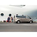 Nye Ford Tourneo Custom – perfekt 9-seter for arbeid og fritid.
