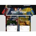 Landslagene til GORE-TEX® Active Challenge Sverige vs. Norge er klare - flere deltakere på elitenivå