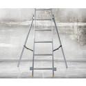 Ökad säkerhet med WIBE Ladders Nivåutjämnande Säkerhetsben